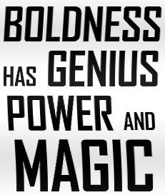 Boldness: Build character with risk