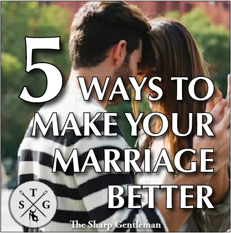 tips for improving your marriage