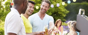 How to attend a party like a gentleman