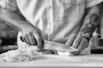 complete guide to kitchen knives