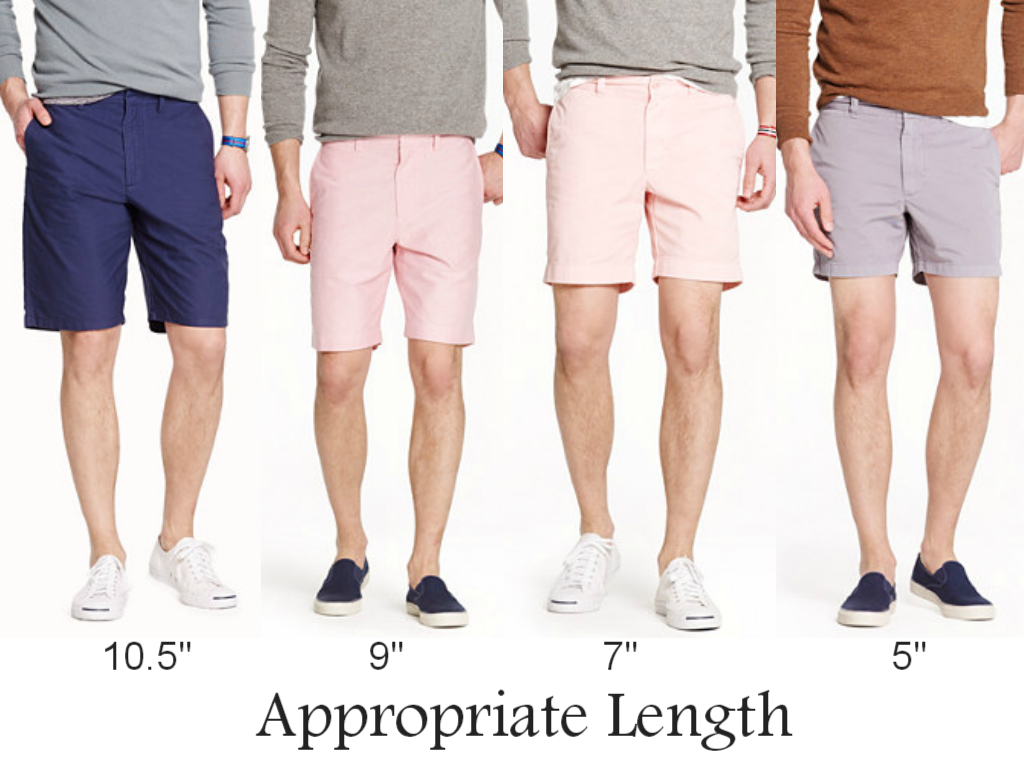 A Gentleman's Guide to Wearing Shorts - The Sharp Gentleman