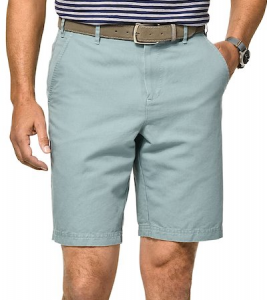 gentleman's guide to wearing shorts