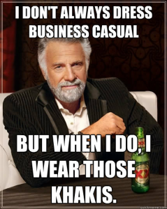 business casual style business casual mistakes