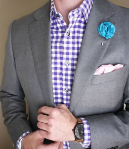 pocket square menswear - The Sharp Gentleman