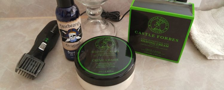 Castle Forbes Shaving Cream Review