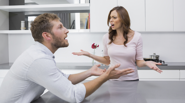 How to fight with your spouse without ruining your marriage