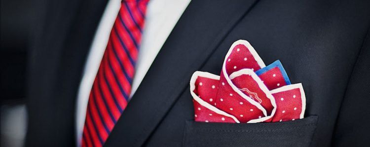 guide to pocket squares