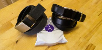 Anson Belt Review The Sharp Gentleman