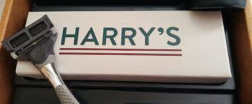 My review of harry's shaving razors - The Sharp Gentleman