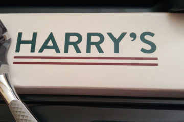 My review of harry's shaving razors - The Sharp Gentleman