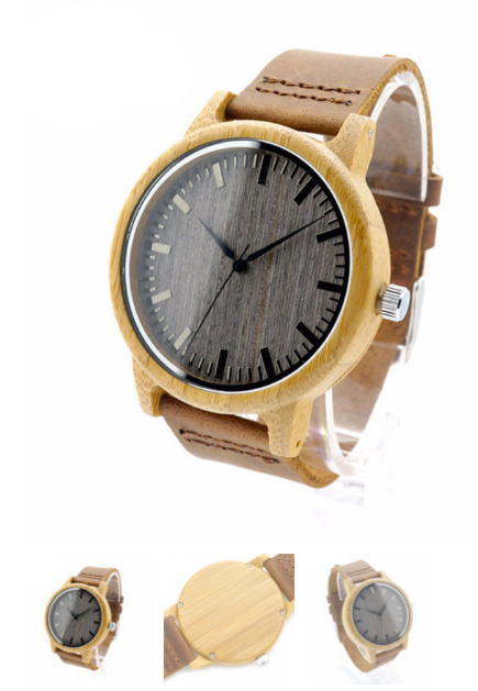 Little Oak Wooden Watches - The Sharp Gentleman