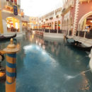 The Gondolas at Venetian
