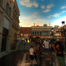 """Evening"" in the Piazza – The Venetian"
