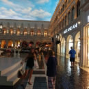 Piazza at Venetian