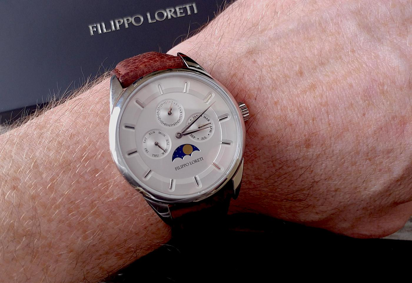 Filippo Loreti Review | The Sharp Gentleman