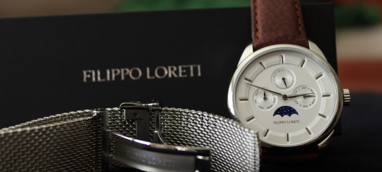 Honest Filippo Loreti Watch Review