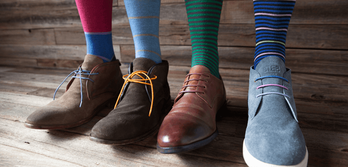 Dress socks that won't slide down – DeadSoxy | The Sharp Gentleman